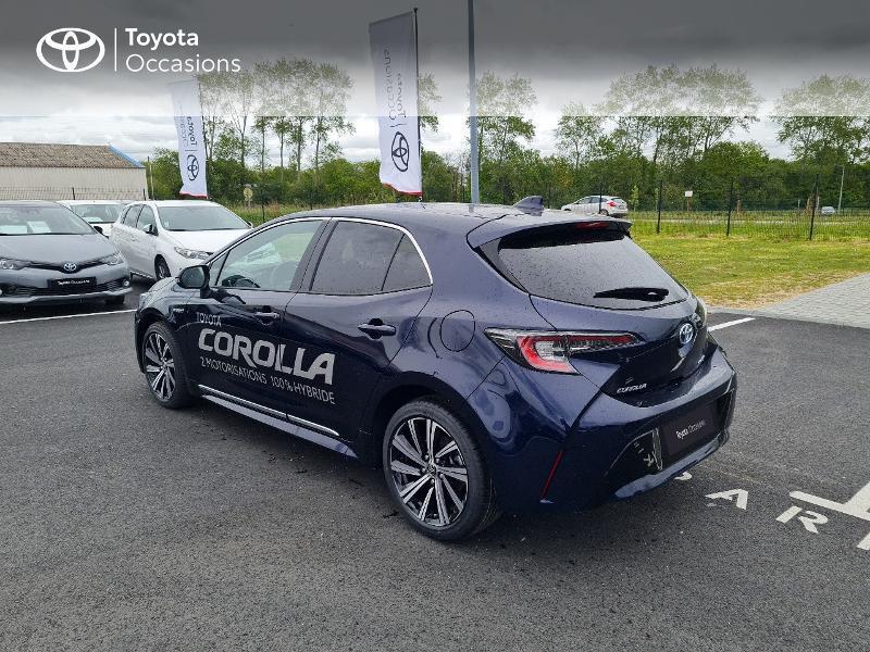 Photo 25 de l'offre de TOYOTA Corolla 122h Design MY21 à 25600€ chez Horizon Concarneau