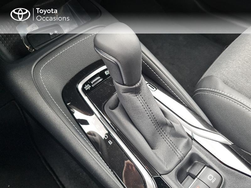 Photo 23 de l'offre de TOYOTA Corolla 122h Design MY21 à 25600€ chez Horizon Concarneau