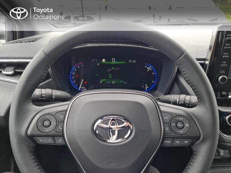 Photo 13 de l'offre de TOYOTA Corolla 122h Design MY21 à 25600€ chez Horizon Concarneau