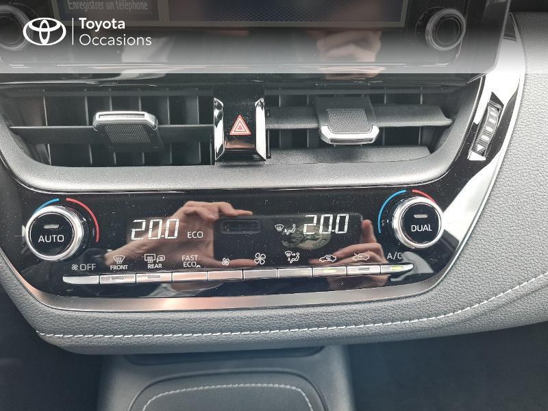 Photo 22 de l'offre de TOYOTA Corolla 122h Design MY21 à 25600€ chez Horizon Concarneau