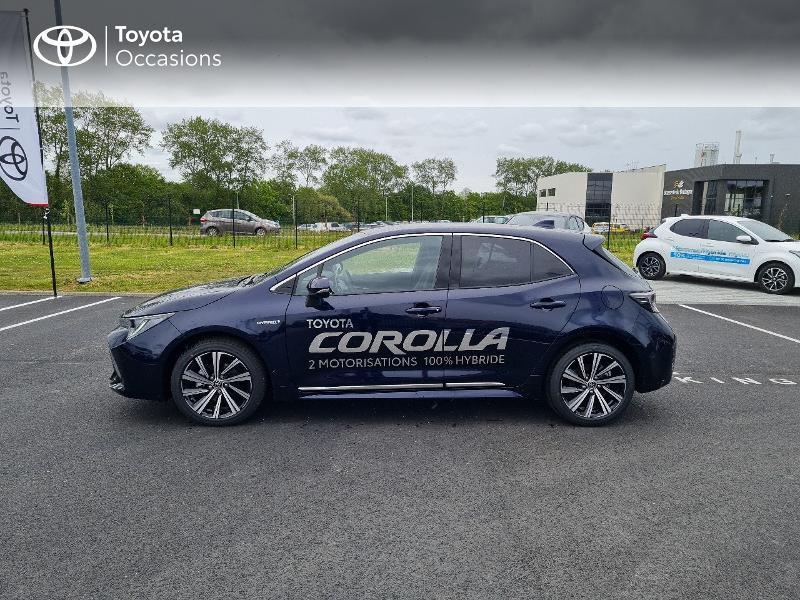 Photo 26 de l'offre de TOYOTA Corolla 122h Design MY21 à 25600€ chez Horizon Concarneau