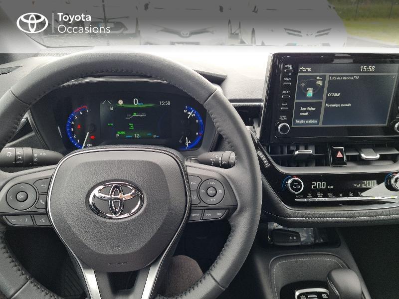 Photo 9 de l'offre de TOYOTA Corolla 122h Design MY21 à 25600€ chez Horizon Concarneau