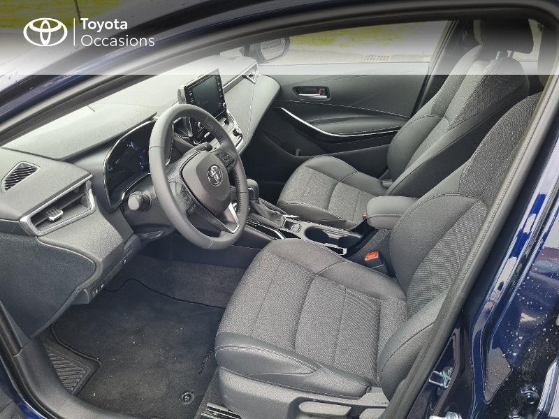 Photo 11 de l'offre de TOYOTA Corolla 122h Design MY21 à 25600€ chez Horizon Concarneau
