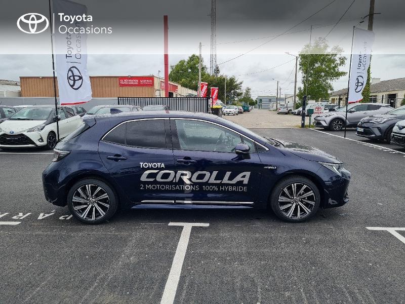 Photo 17 de l'offre de TOYOTA Corolla 122h Design MY21 à 25600€ chez Horizon Concarneau