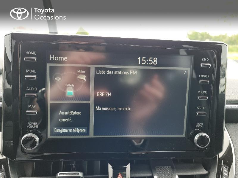 Photo 15 de l'offre de TOYOTA Corolla 122h Design MY21 à 25600€ chez Horizon Concarneau