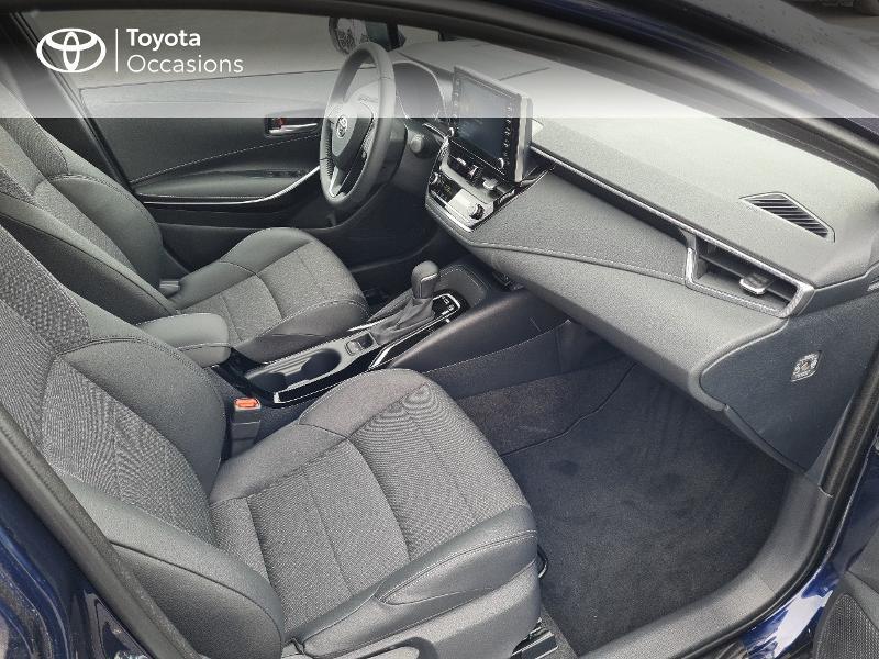 Photo 6 de l'offre de TOYOTA Corolla 122h Design MY21 à 25600€ chez Horizon Concarneau