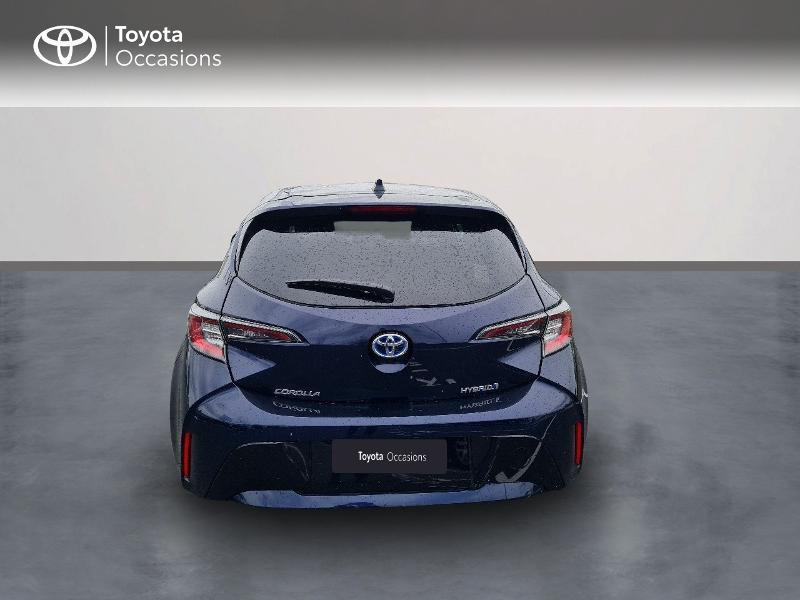 Photo 4 de l'offre de TOYOTA Corolla 122h Design MY21 à 25600€ chez Horizon Concarneau