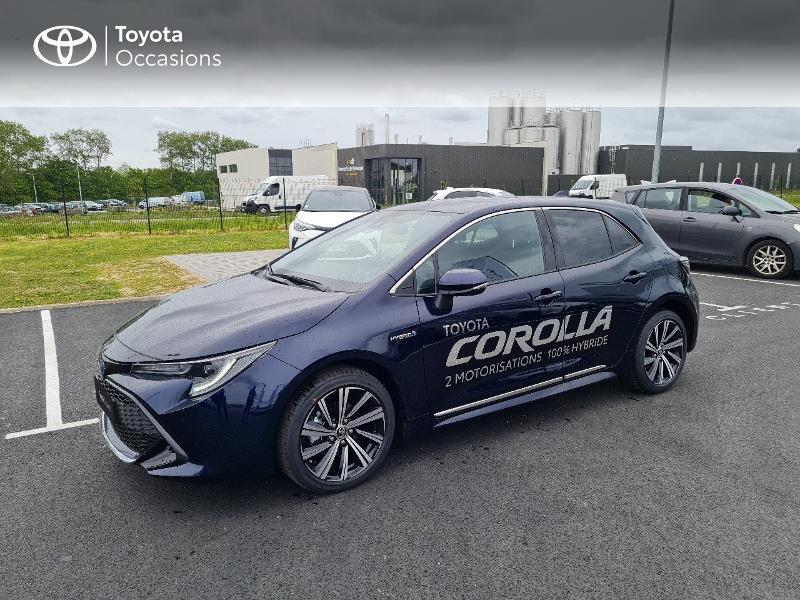 Photo 24 de l'offre de TOYOTA Corolla 122h Design MY21 à 25600€ chez Horizon Concarneau