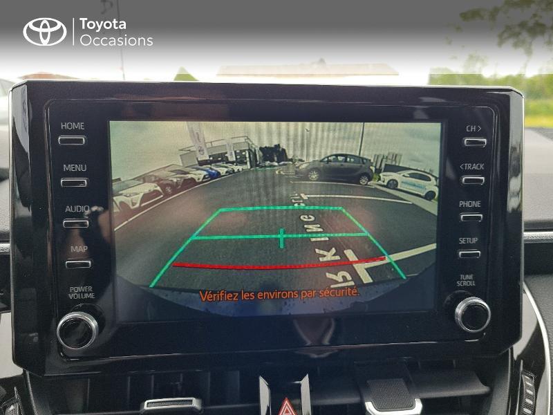 Photo 20 de l'offre de TOYOTA Corolla 122h Design MY21 à 25600€ chez Horizon Concarneau