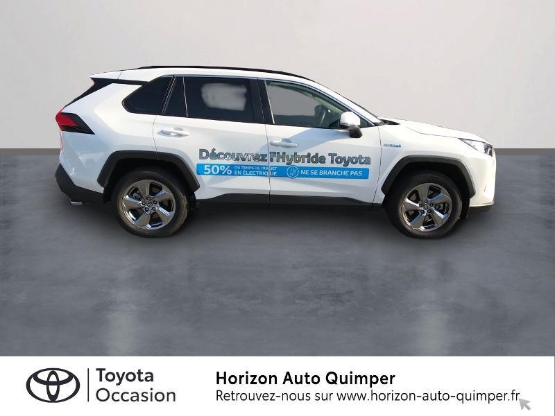 Photo 3 de l'offre de TOYOTA RAV4 Hybride 218ch Dynamic 2WD à 35900€ chez Horizon Carhaix