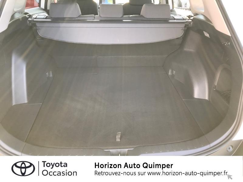 Photo 15 de l'offre de TOYOTA RAV4 Hybride 218ch Dynamic 2WD à 35900€ chez Horizon Carhaix