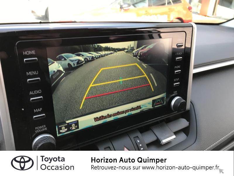 Photo 16 de l'offre de TOYOTA RAV4 Hybride 218ch Dynamic 2WD à 35900€ chez Horizon Carhaix