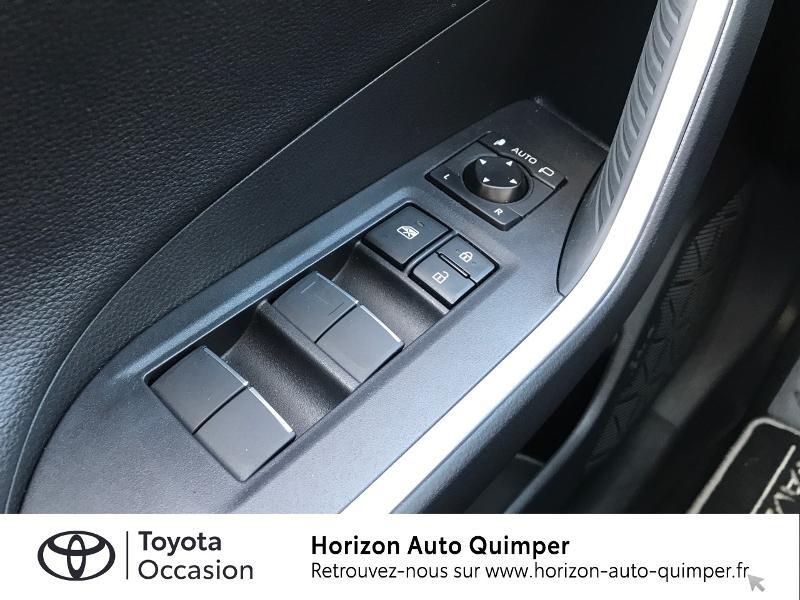 Photo 12 de l'offre de TOYOTA RAV4 Hybride 218ch Dynamic 2WD à 35900€ chez Horizon Carhaix