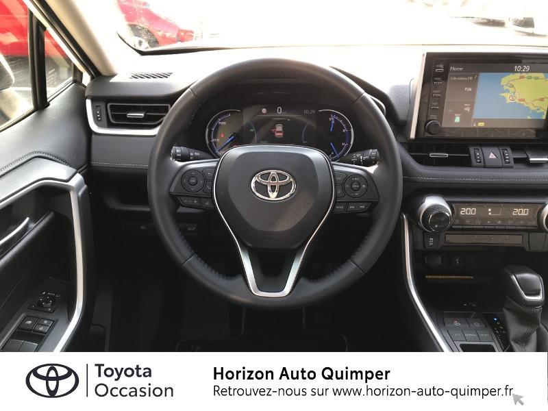 Photo 6 de l'offre de TOYOTA RAV4 Hybride 218ch Dynamic 2WD à 35900€ chez Horizon Carhaix