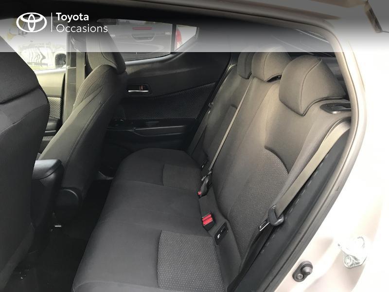 Photo 12 de l'offre de TOYOTA C-HR 122h Edition 2WD E-CVT RC18 à 20900€ chez Horizon Carhaix