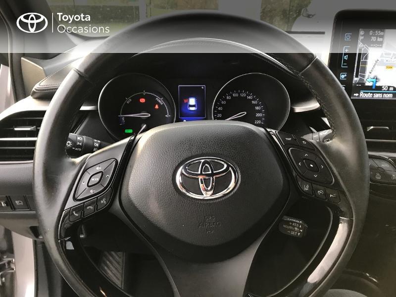 Photo 9 de l'offre de TOYOTA C-HR 122h Edition 2WD E-CVT RC18 à 20900€ chez Horizon Carhaix