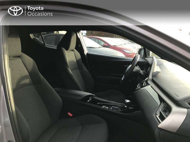 Photo 6 de l'offre de TOYOTA C-HR 122h Edition 2WD E-CVT RC18 à 20900€ chez Horizon Carhaix