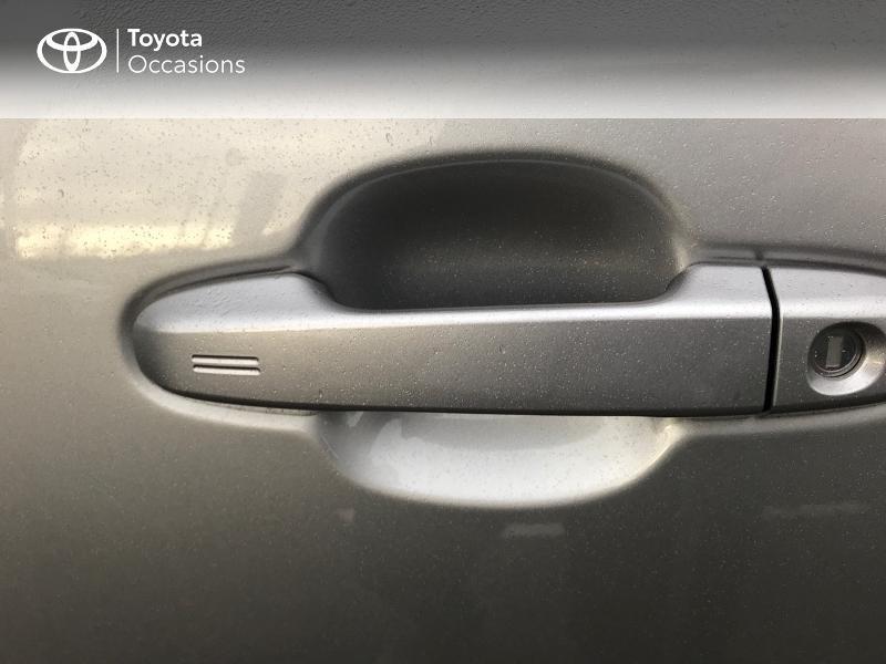 Photo 24 de l'offre de TOYOTA C-HR 122h Edition 2WD E-CVT RC18 à 20900€ chez Horizon Carhaix