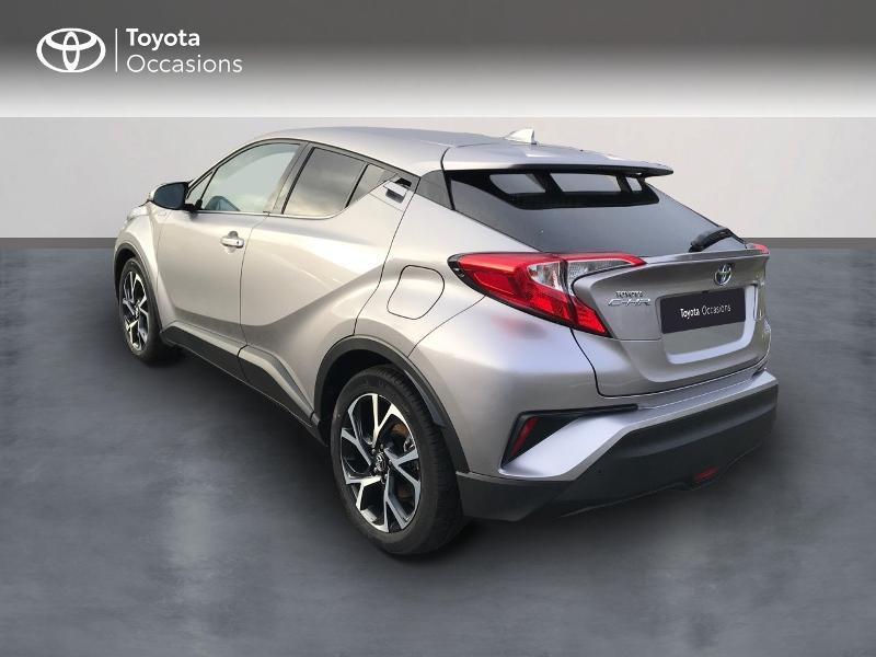 Photo 2 de l'offre de TOYOTA C-HR 122h Edition 2WD E-CVT RC18 à 20900€ chez Horizon Carhaix