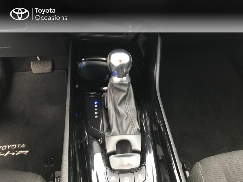 Photo 23 de l'offre de TOYOTA C-HR 122h Edition 2WD E-CVT RC18 à 20900€ chez Horizon Carhaix