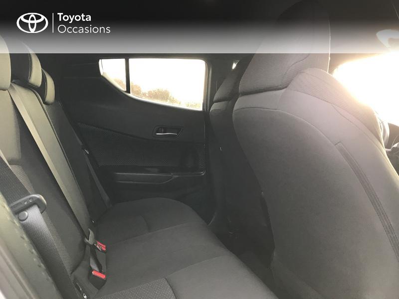 Photo 7 de l'offre de TOYOTA C-HR 122h Edition 2WD E-CVT RC18 à 20900€ chez Horizon Carhaix