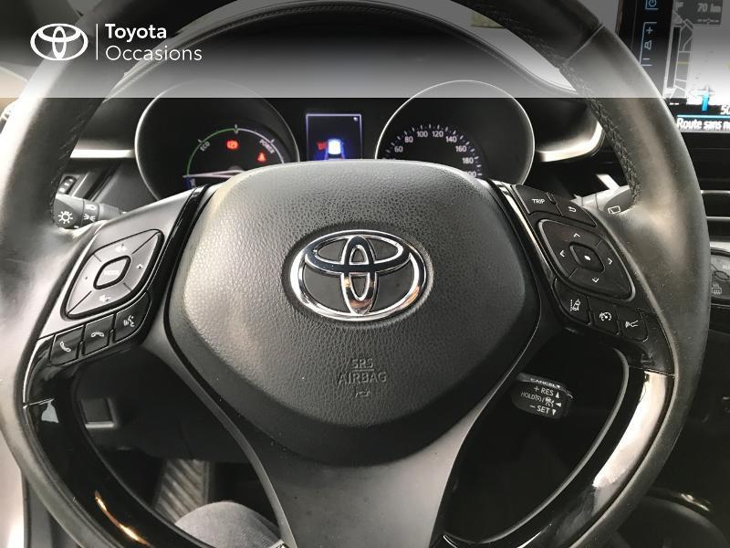 Photo 20 de l'offre de TOYOTA C-HR 122h Edition 2WD E-CVT RC18 à 20900€ chez Horizon Carhaix