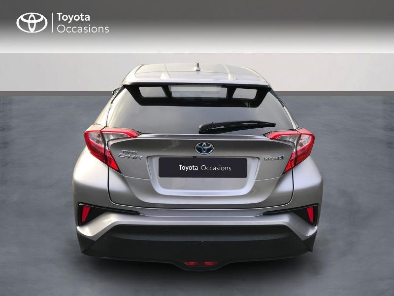 Photo 4 de l'offre de TOYOTA C-HR 122h Edition 2WD E-CVT RC18 à 20900€ chez Horizon Carhaix