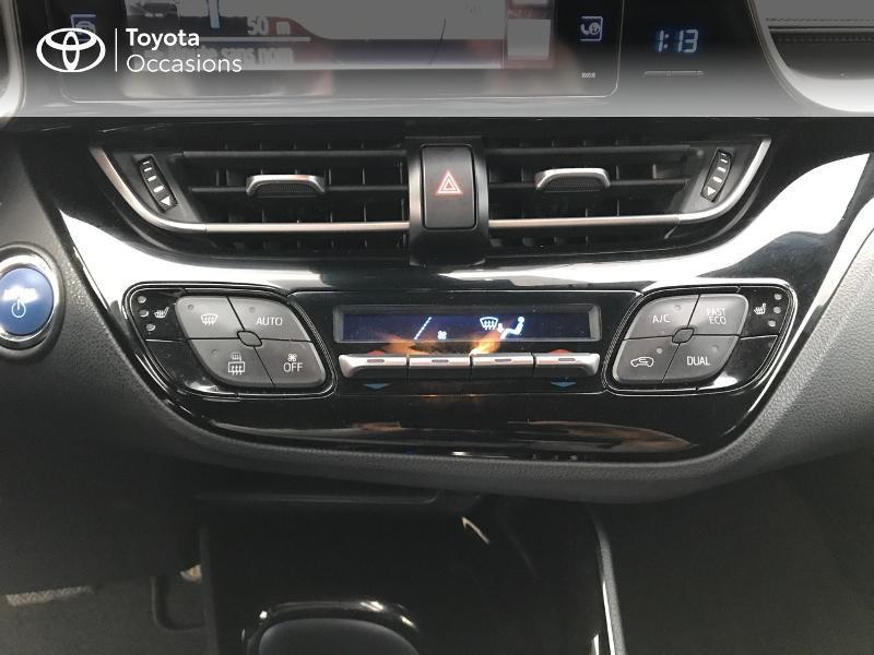 Photo 22 de l'offre de TOYOTA C-HR 122h Edition 2WD E-CVT RC18 à 20900€ chez Horizon Carhaix