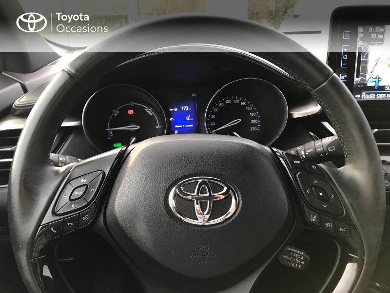 Photo 13 de l'offre de TOYOTA C-HR 122h Edition 2WD E-CVT RC18 à 20900€ chez Horizon Carhaix