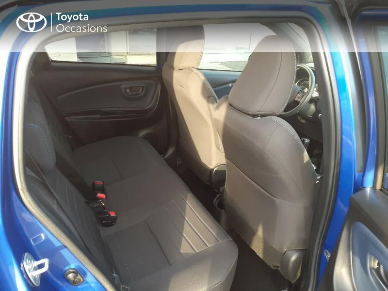 Photo 7 de l'offre de TOYOTA Yaris 110 VVT-i Collection 5p à 12400€ chez Horizon Carhaix
