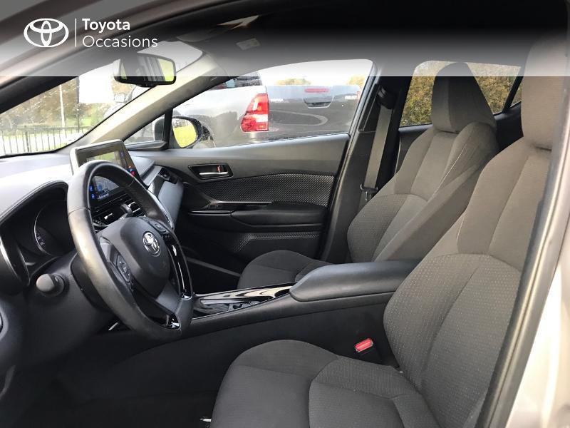 Photo 11 de l'offre de TOYOTA C-HR 122h Edition 2WD E-CVT RC18 à 20900€ chez Horizon Carhaix