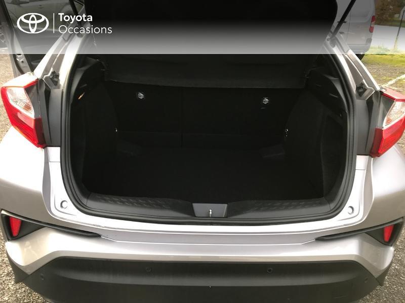 Photo 10 de l'offre de TOYOTA C-HR 122h Edition 2WD E-CVT RC18 à 20900€ chez Horizon Carhaix