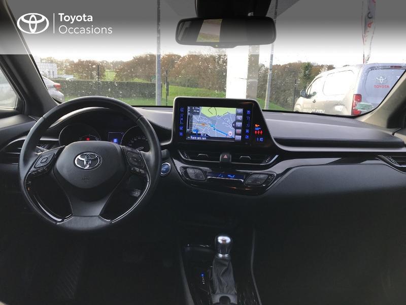 Photo 8 de l'offre de TOYOTA C-HR 122h Edition 2WD E-CVT RC18 à 20900€ chez Horizon Carhaix