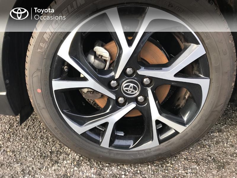 Photo 16 de l'offre de TOYOTA C-HR 122h Edition 2WD E-CVT RC18 à 20900€ chez Horizon Carhaix