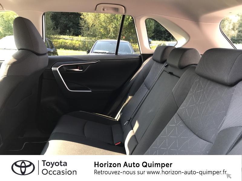 Photo 14 de l'offre de TOYOTA RAV4 Hybride 218ch Dynamic 2WD à 35900€ chez Horizon Carhaix