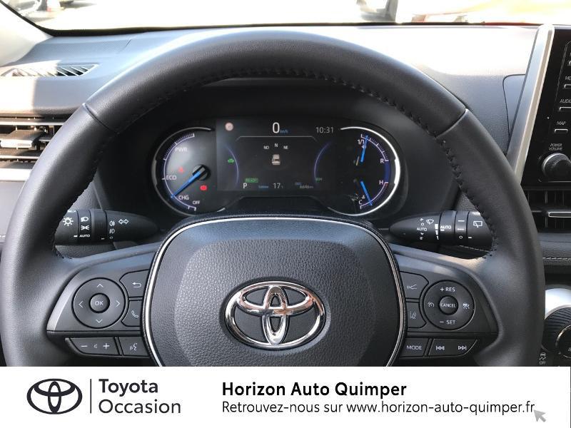 Photo 8 de l'offre de TOYOTA RAV4 Hybride 218ch Dynamic 2WD à 35900€ chez Horizon Carhaix
