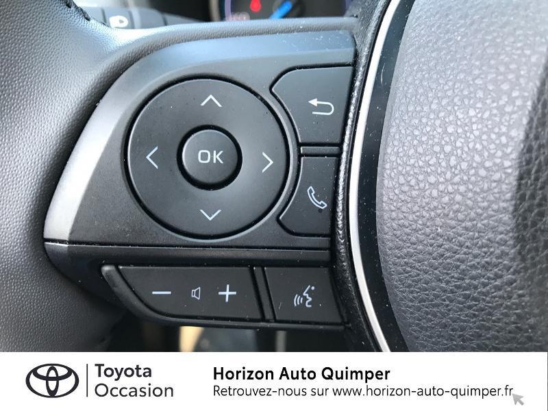 Photo 20 de l'offre de TOYOTA RAV4 Hybride 218ch Dynamic 2WD à 35900€ chez Horizon Carhaix