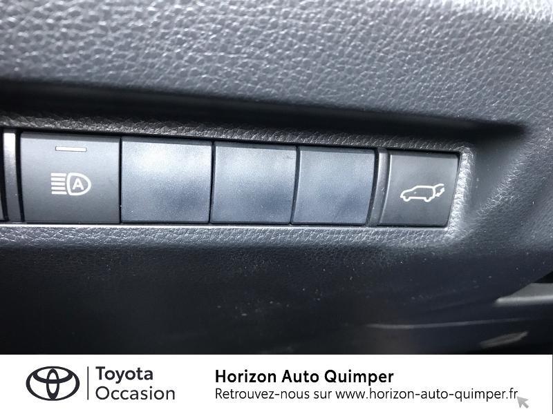 Photo 19 de l'offre de TOYOTA RAV4 Hybride 218ch Dynamic 2WD à 35900€ chez Horizon Carhaix