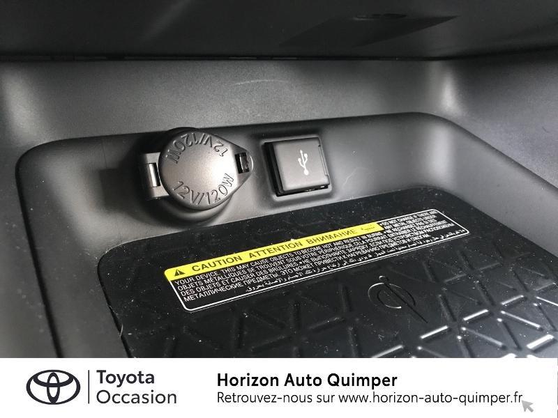 Photo 17 de l'offre de TOYOTA RAV4 Hybride 218ch Dynamic 2WD à 35900€ chez Horizon Carhaix