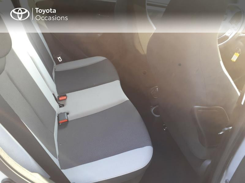 Photo 7 de l'offre de TOYOTA Aygo 1.0 VVT-i 69ch x-play 5p à 9400€ chez Horizon Carhaix