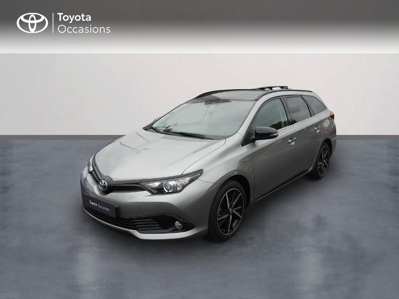 Toyota Auris Touring Sports HSD 136h Collection Hybride GRIS PLATINE Occasion à vendre