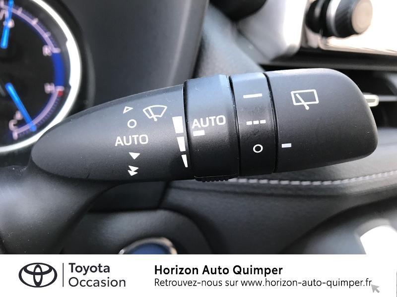 Photo 10 de l'offre de TOYOTA RAV4 Hybride 218ch Dynamic 2WD à 35900€ chez Horizon Carhaix