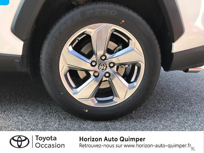 Photo 4 de l'offre de TOYOTA RAV4 Hybride 218ch Dynamic 2WD à 35900€ chez Horizon Carhaix