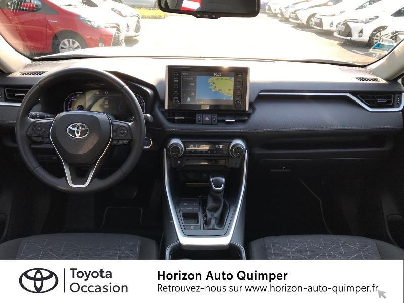 Photo 5 de l'offre de TOYOTA RAV4 Hybride 218ch Dynamic 2WD à 35900€ chez Horizon Carhaix
