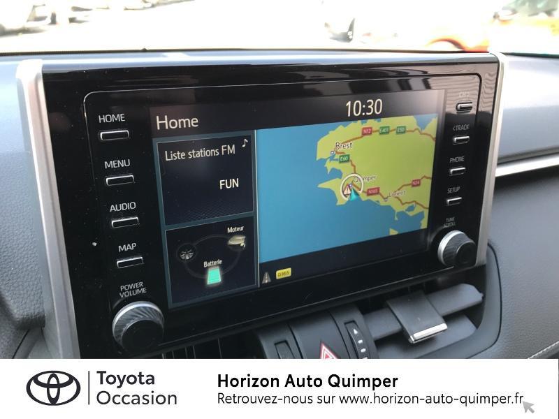 Photo 7 de l'offre de TOYOTA RAV4 Hybride 218ch Dynamic 2WD à 35900€ chez Horizon Carhaix