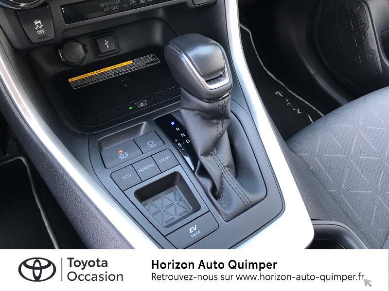 Photo 9 de l'offre de TOYOTA RAV4 Hybride 218ch Dynamic 2WD à 35900€ chez Horizon Carhaix