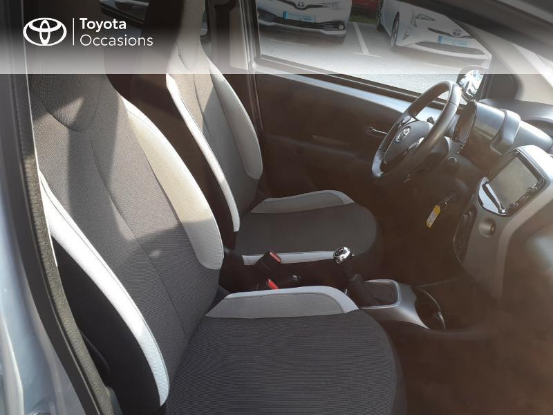 Photo 6 de l'offre de TOYOTA Aygo 1.0 VVT-i 69ch x-play 5p à 9400€ chez Horizon Carhaix