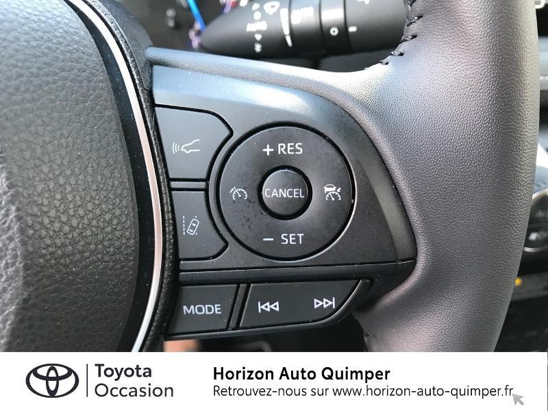 Photo 18 de l'offre de TOYOTA RAV4 Hybride 218ch Dynamic 2WD à 35900€ chez Horizon Carhaix