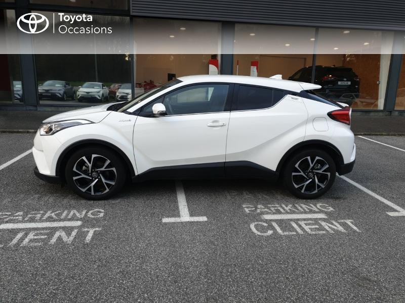 Photo 27 de l'offre de TOYOTA C-HR 122h Edition 2WD E-CVT RC18 à 22980€ chez Horizon Quimper