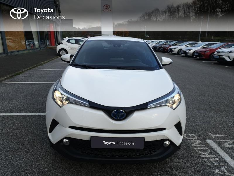 Photo 29 de l'offre de TOYOTA C-HR 122h Edition 2WD E-CVT RC18 à 22980€ chez Horizon Quimper